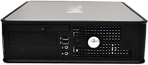 Dell Optiplex (Intel Dual-Core 3.16GHz, New 8GB Memory, 2TB HDD, DVD, Windows 10 Home x64, w/ USB Keyboard and Mouse) (Renewed)