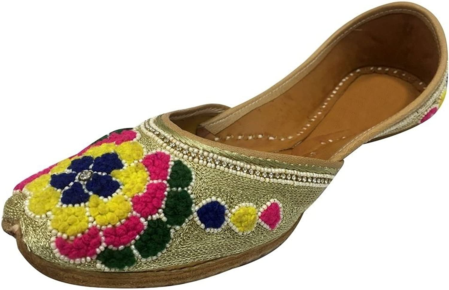 Step n Style Bellies shoes Belly Punjabi Jutti Khussa shoes Mojari shoes Flat shoes