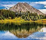 365 Days of Colorado 2021 Engagement Calendar