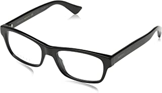 GG0006O Plastic Rectangle Eyeglasses 2 Sizes