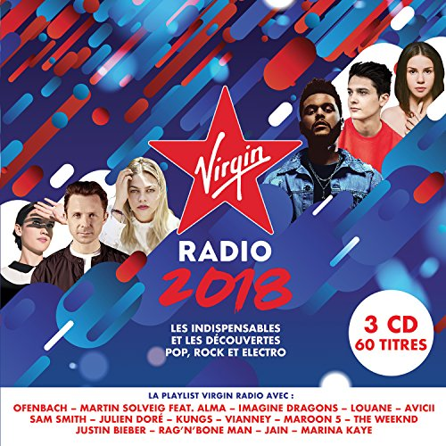 Virgin Radio 2018