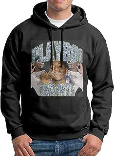 XINSHOUS Playboi Carti Men's Pullover Hooded Sweatshirt