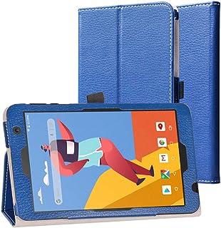 MatrixPad S8 ケース MaKstu 軽量 薄型 Vankyo S8 ケース 柔らかPUレザー Dragon Touch Notepad Y80 カバー マグネット式 二つ折タイプ保護ケース スタンド機能付き 耐衝撃 傷防止 全面保護...