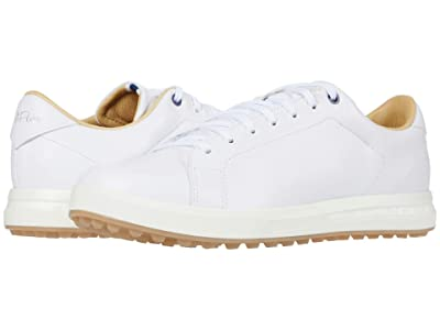 adidas Golf Adipure SP 2 (White/Silver/Gum) Men