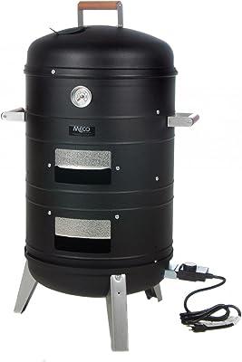 Amazon.com: Weber 721001 Smokey Mountain Cooker 18-Inch ...
