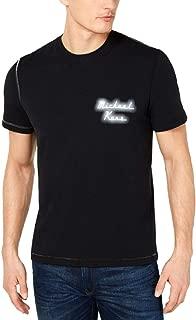 Men's Neon Concert Logo Graphic T-Shirt