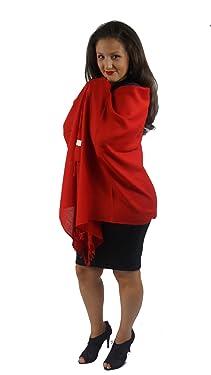 Cashmere Pashmina Group:Cashmere Pashmina Scarf/Shawl/Wrap (3-Ply Solid colors)