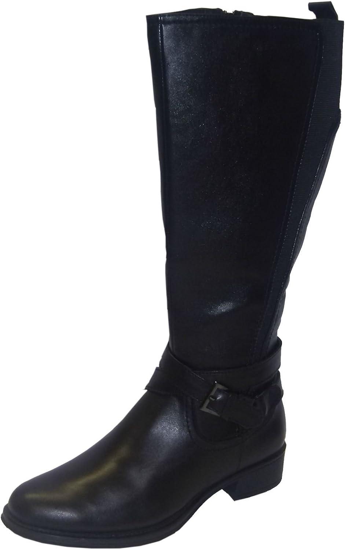 Padders Tess Ladies Stiefel Stiefel Stiefel schwarz 22c