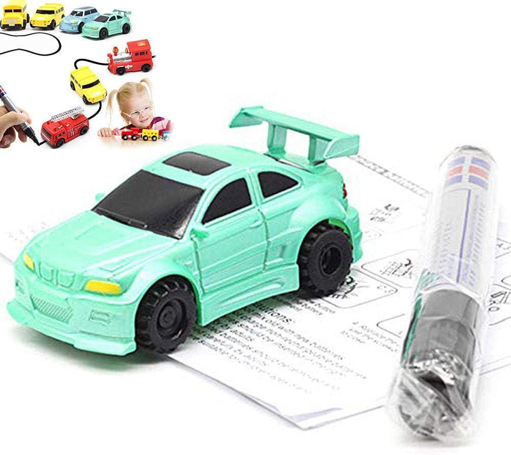 Lantingxu Magic Large discharge sale Genuine Inductive Toy Truck Mini - Follows Car