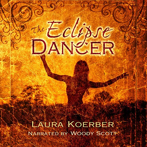 The Eclipse Dancer audiobook cover art
