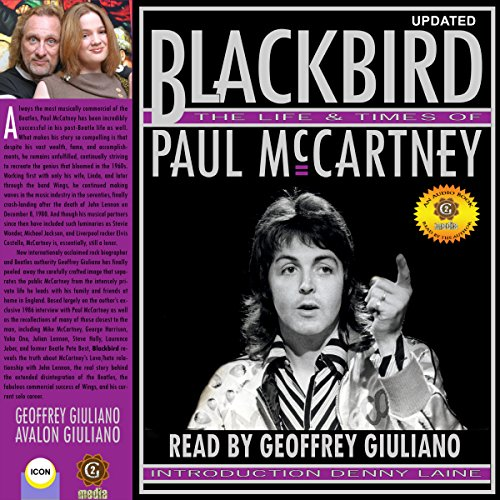 Blackbird                   By:                                                                                                                                 Mr. Geoffrey Giuliano                               Narrated by:                                                                                                                                 Mr. Geoffrey Giuliano                      Length: 6 hrs and 21 mins     Not rated yet     Overall 0.0