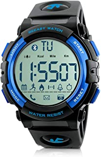 Best mens sports watches with pedometer Reviews