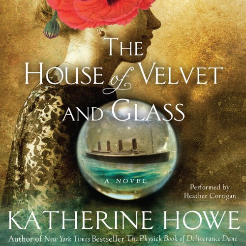 The House of Velvet and Glass                   By:                                                                                                                                 Katherine Howe                               Narrated by:                                                                                                                                 Heather Corrigan                      Length: 16 hrs and 26 mins     170 ratings     Overall 3.5