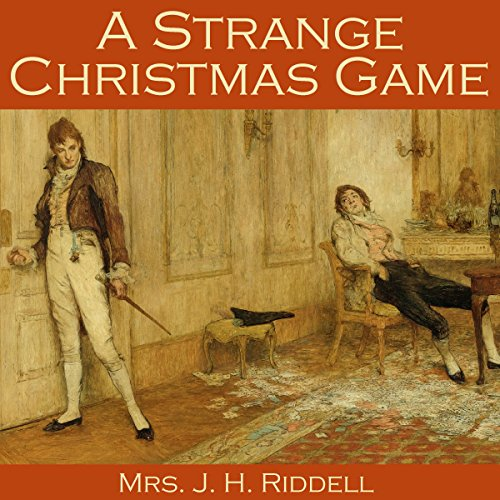 Page de couverture de A Strange Christmas Game