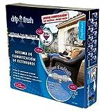 Drip & Fresh C5115N - Kit de Nebulización para Climatizar tu Patio o Terraza - 8 Puntos de Frescor,...