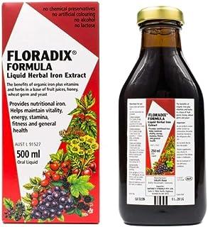 Salus Floradix Hierro 500Ml 500 g