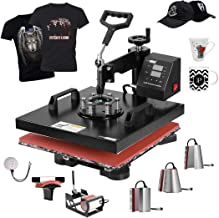 Best what is a clamshell heat press Reviews