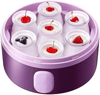 SJYDQ Yogourt Machine - Coupe du Verre Plein Automatique des ménages de Grande capacité yogourt Machine