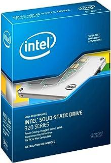 Intel SSD 320 Series(Postville-Refresh) 2.5inch MLC 9.5mm 160GB RetailBOX SSDSA2CW160G3B5