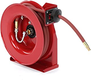 1000 psi Handcrank Air // Water Reel witho 6710 Reelcraft 0.75 x 50 CA33106 L