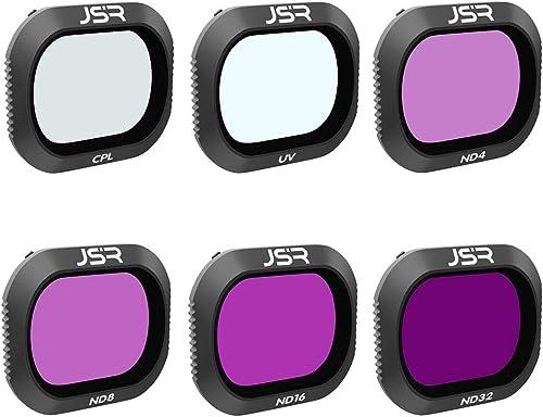 los clientes primero LoKauf 6Pcs Kit de de de Filtros Lens Filters Accesorios para dji Mavic 2 Pro Drone - UV CPL ND4 ND8 ND16 ND32 Filter  tiendas minoristas