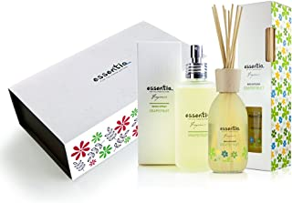 Essentiq Reed Diffuser & Room Spray Gift Set, Grapefruit, 375ml