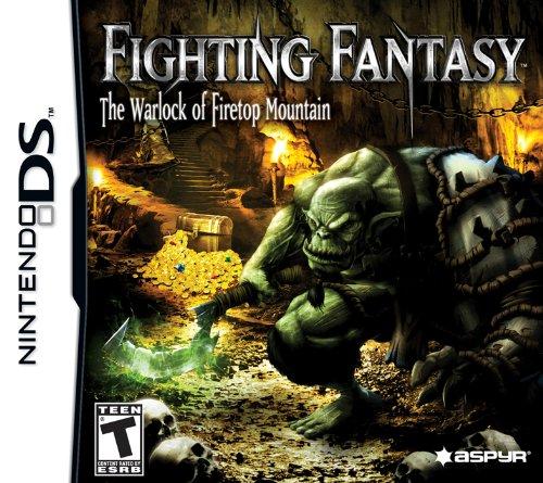Fighting Fantasy - Nintendo DS