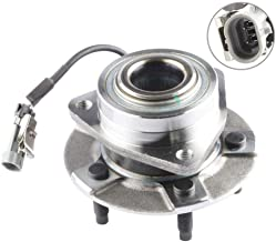 MOSTPLUS Wheel Bearing Hub Front Wheel Hub and Bearing Assembly 513189 for A Equinox Torrent Vue with ABS 5 Lug Driver or Passenger Side