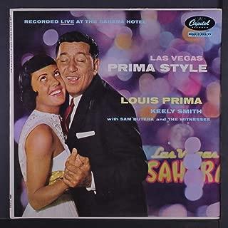 Las Vegas Prima Style (Recorded Live at the Sahara Hotel)