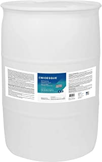 Bioesque Botanical Disinfectant Solution, 55 Gallons(One 55 Gallon Drum - Business Only, Delivered Via Truck)