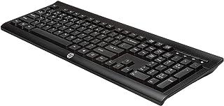 HP Wireless Keyboard K2500