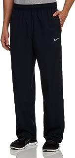 Mens Stretch Woven Dri-Fit Training Pants Black Color Sweatpants (M)