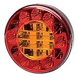 HELLA 2SD 357 027-001 Heckleuchte - Valuefit - LED