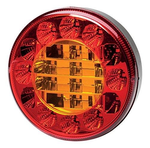 HELLA 2SD 357 027-001 Heckleuchte - Valuefit - LED - 12/24V - links/rechts