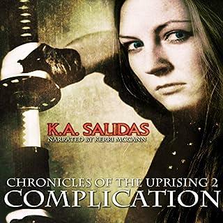 Complication audiobook cover art