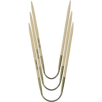 3,5 mm 30 cm addi CraSy Trio NOVEL long das flexible Nadelspiel