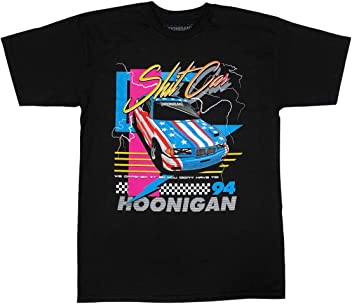 Best Cool Graphic Tee for Mechanics Drifting Gear-Heads Car Truck Motorcycle Enthusiasts Race-Car Sports Fans Gift for Him Hoonigan Burnout Kings II T-Shirt