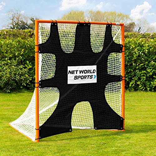 FORZA Lacrosse Goal Target Sheet [6ft x 6ft] – Bungee Cords Included