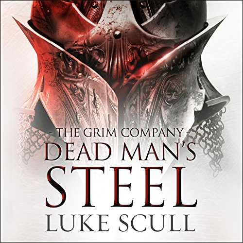Dead Man's Steel cover art