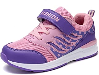Fashion Sneakers Girls Tennis Shoes Breathable Running Shoes Walking Shoes