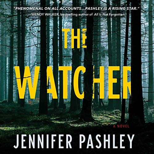 The Watcher Audiobook By Jennifer Pashley cover art