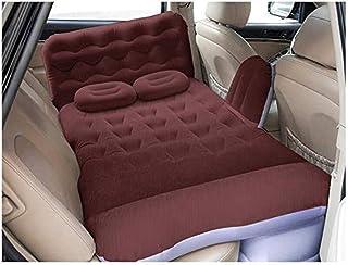 Cama de viaje HongLianRiven, cama de viaje, colchón inflable para coche, cama de acampada, asiento trasero de coche, colchón inflable 5-19