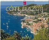 Côte d'Azur - Von Marseille bis Monte Carlo: Original Stürtz-Kalender 2021 - Großformat-Kalender 60 x 48 cm
