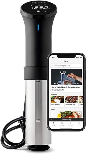 Anova-Culinary-AN500-US00-Sous-Vide-Precision-Cooker-(WiFi),-1000-Watts