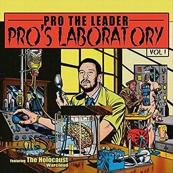 Pro's Laboratory, Vol. 1 (feat. The Holocaust & Warcloud)