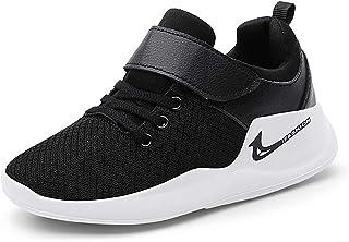 [Leawin] スニーカー キッズ 運動靴 男の子 通学履き ランニングシューズ スポーツ カジュアル 通気 軽量 女の子 子供靴