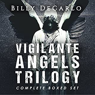 Vigilante Angels Trilogy: The Complete Boxed Set audiobook cover art