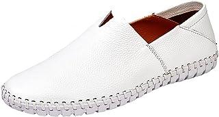 Dooxi Hommes Décontractée Plat Loafers Chaussures Mode Confort Mocassins Chaussure