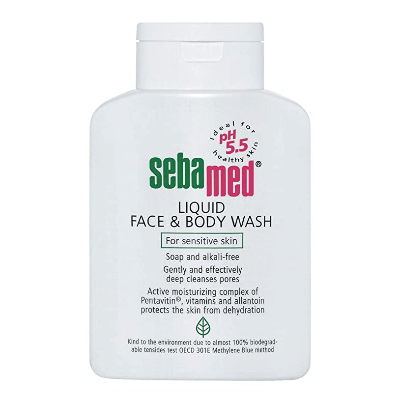 共産主義者写真撮影共産主義Sebamed Liquid Face And Body Wash 200ml [並行輸入品]