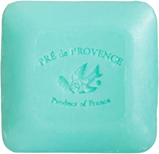 Pre de Provence Artisanal French Soap Bar Enriched with Shea Butter, Quad-Milled For A Smooth & Rich Lather (25 grams) - J...